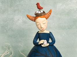 Ilustracion en plastilina