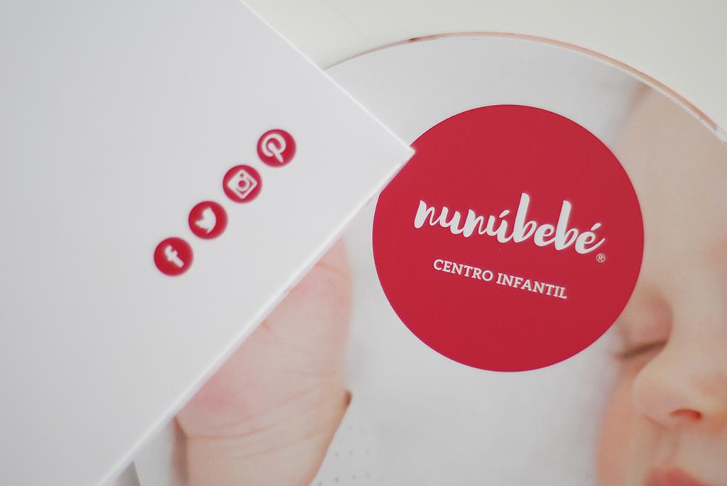 Branding, papelería corporativa y sitio web para NunúBebé - Branding, Web