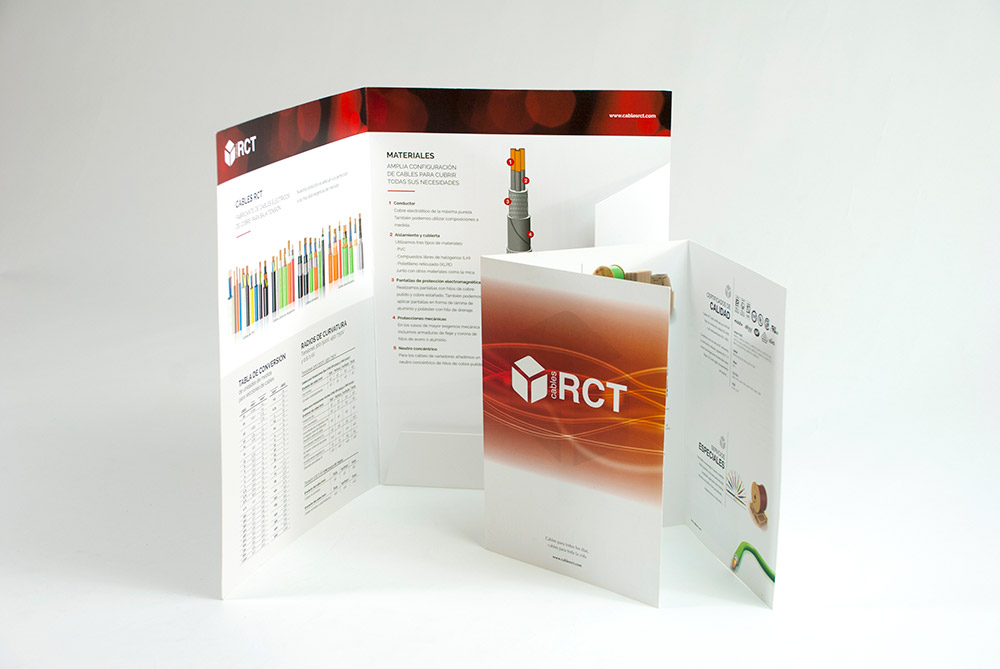Cables RCT - 3D, Branding, Case Studies, Editorial, Industrial, Multimedia, Video, Web