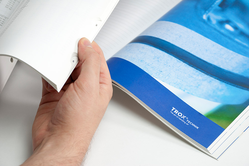 TROX España - 3D, Case Studies, Editorial, Graphic, Multimedia