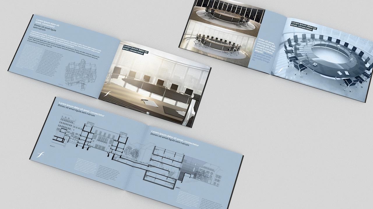 Floria - Diseño Editorial, Gráfico, Industrial