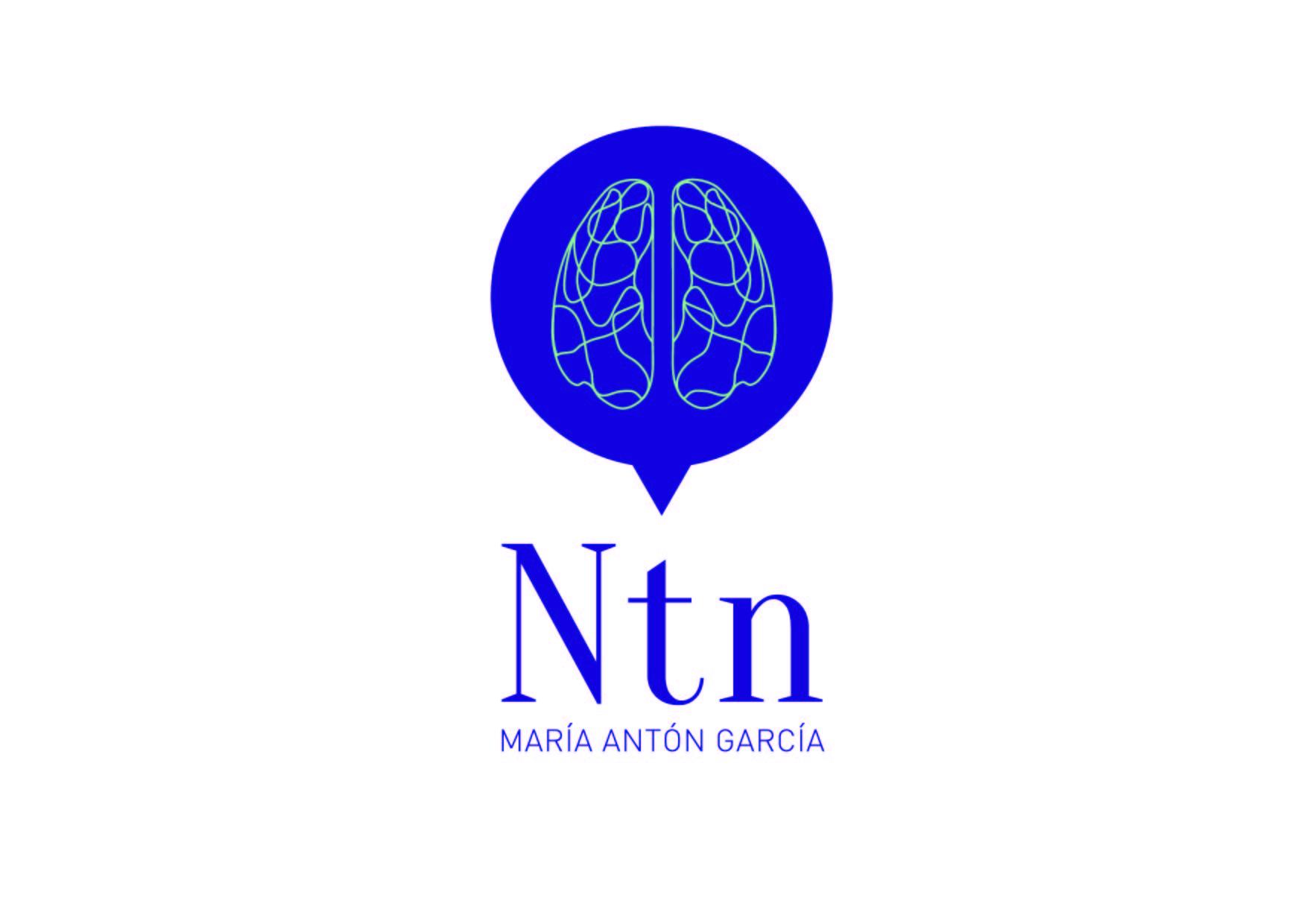 María Antón García – Psicóloga - Branding, Gráfico